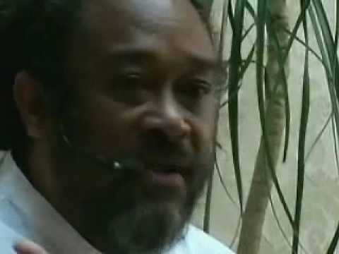 Mooji: Unhappy Is Just A Thought