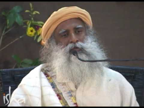 Sadhguru: The Content Of Your Mind Is Not Your Choice