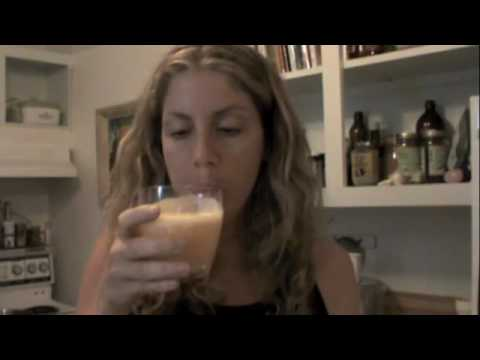 Natasha St Michael: Fresh Aloe Vera & Orange Juice Recipe