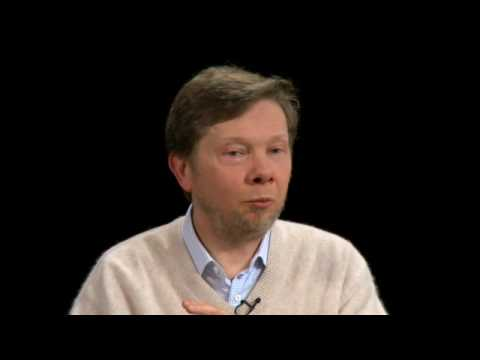Eckhart Tolle: What Is My Responsibility?