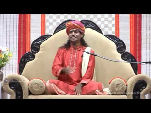 Swami Nithyananda: Be Prepared For The Happening (1 of 2)