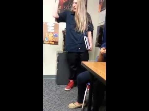 High School Student Gives A Lesson To Its Teacher At Duncanville TX