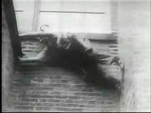 Arnim Dahl Early Parkour