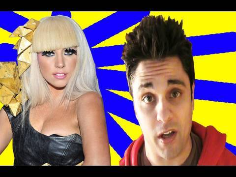 Ray William Johnson =3: Asian Lady Gaga