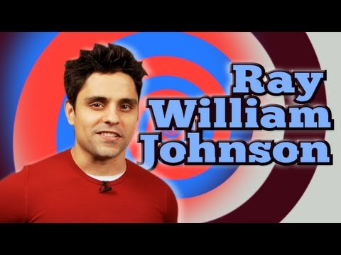 Ray William Johnson =3: =3 - FIRST KISS