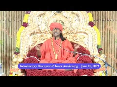 Swami Nithyananda: Be Intense Physically