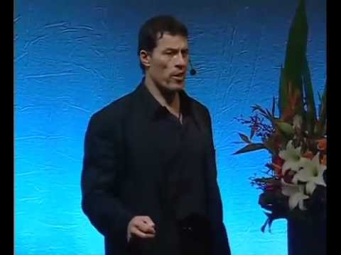 anthony robbins business mastery pdf