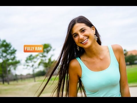 Kristina Carrillo-Bucaram: Why I Started Eating FullyRaw