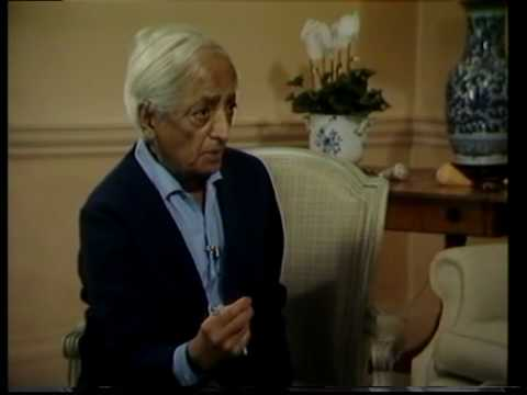 Krishnamurti: Education: (2 of 6)