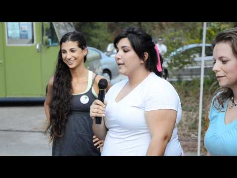 Kristina Carrillo-Bucaram : The Rawfully Organic  EAT IT RAW IRON CHEF CHALLENGE!