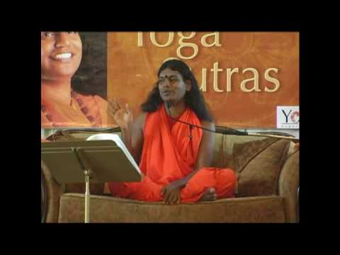 Swami Nithyananda: Patanjali Yoga Sutras - Intensity Never Fails