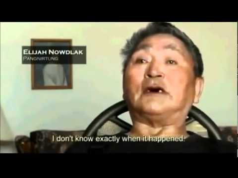 Inuit People Say Earth Has Tilted On Its Axis