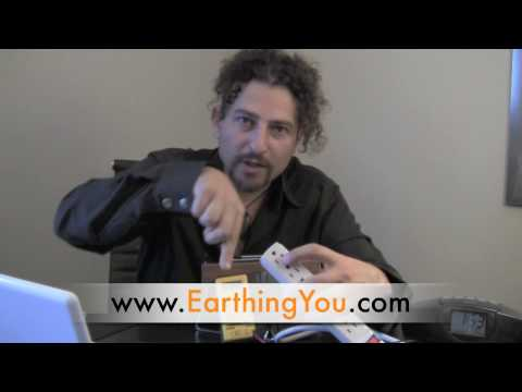 David Wolfe On EMF Protection - EARTHING