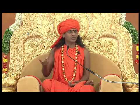 Nithyananda: Experiencing All Components of Living Enlightenment