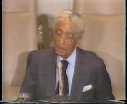 Krishnamurti: At United Nations. (6 of 8)
