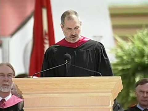 Steve Jobs 2005 Stanford Commencement Address