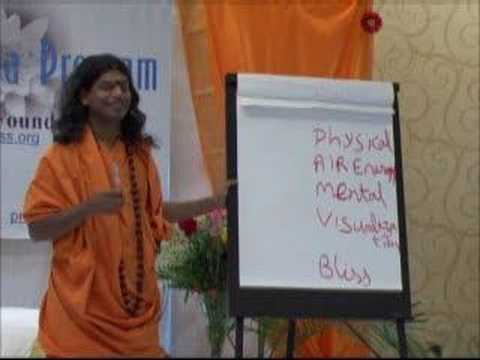 Swami Nithyananda: Present Moment - Key To Enlightenment (2 of 2)