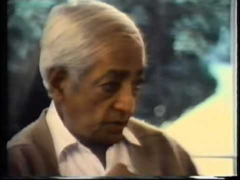 Krishnamurti: Life Story and Teachings (6 of 10)