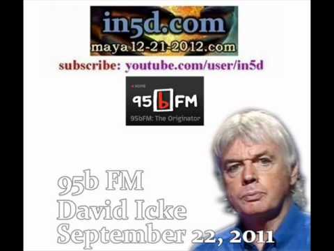 95b FM Interviews David Icke On September 22 - 2011