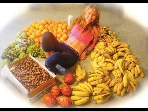 Freelea: How Much Fruit I Eat In A Day On 80-10-10 Raw Vegan