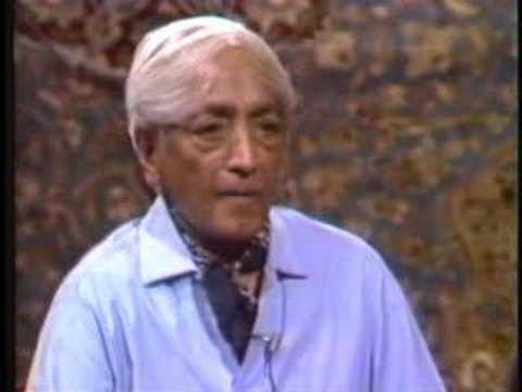 Krishnamurti: With Chogyam Trungpa Rinpoche (3 of 5)