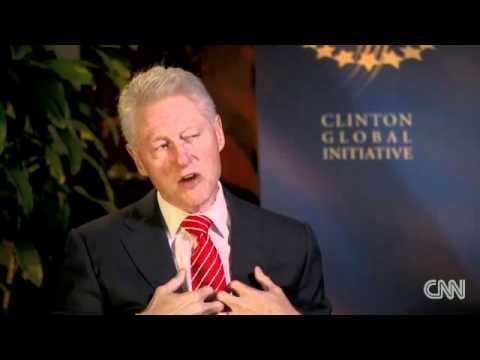 Bill Clinton Goes Vegan: Lost 24 Pounds and Healed Himself