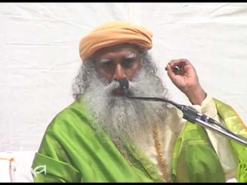 Sadhguru: If I