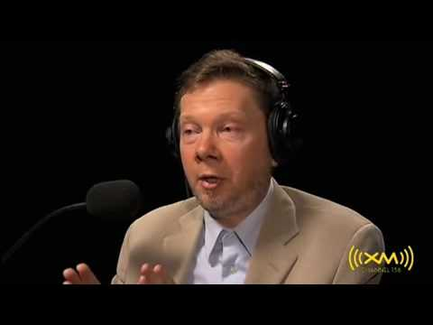 Eckhart Tolle: Oprah Soulseries (2 of 8)