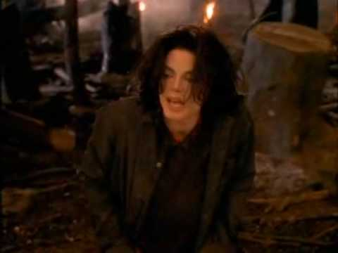 Michael Jackson: - Earth Song Official Video