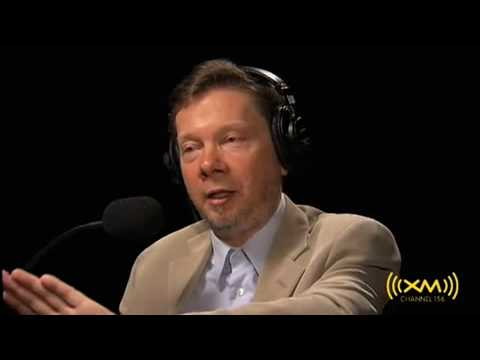 Eckhart Tolle: Oprah Soulseries (5 of 8)