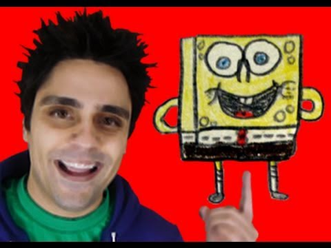 Ray William Johnson =3: SPONGE BOBBLE!