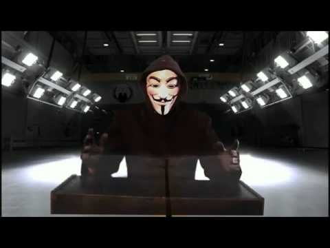 Anonymous Occupy The Planet