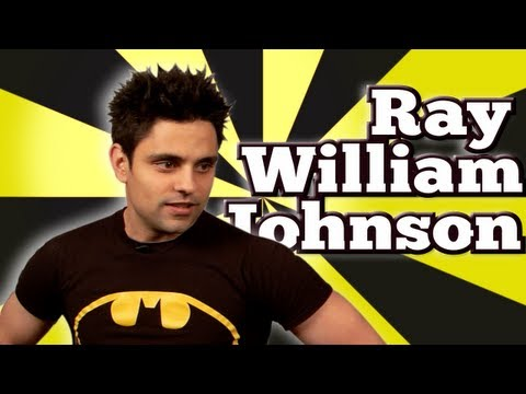Ray William Johnson =3: ENGLISH ACCENTS