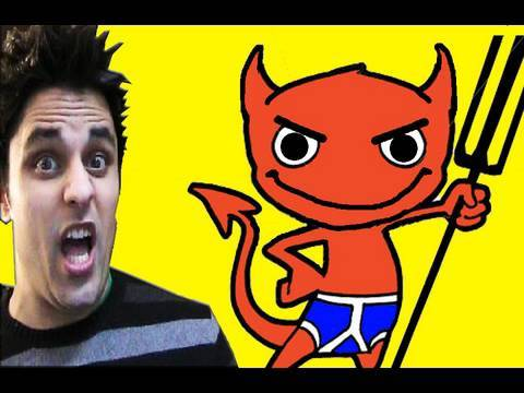 Ray William Johnson =3: U HAVE NO SOUL!!!