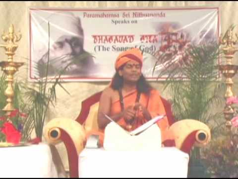 Swami Nithyananda: You Create What You Want To Have