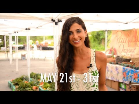 Kristina Carrillo-Bucaram: FullyRaw Recipe Competition!