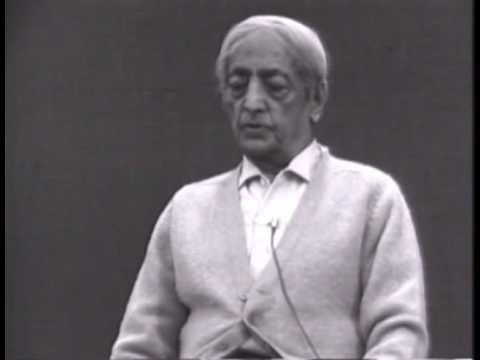 Krishnamurti: Love And Freedom (6 of 8)