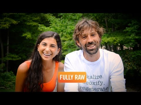 Kristina Carrillo-Bucaram: Life Regenerating Raw Relationships (Dan McDonald & FullyRaw Kristina)
