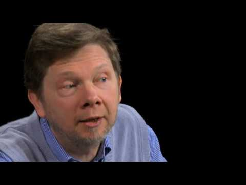Eckhart Tolle: To Think Or Not To Think