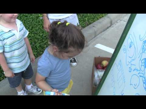Kristina Carrillo-Bucaram: Rawfully Organic Co-op Kids Houston TX