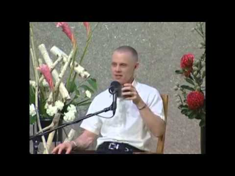 Adyashanti: The Deeper Meaning Of The Middle Way (2 of 2)