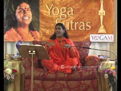 Swami Nithyananda: Faith, Effort, Time - The Unfailing Formula - Part -1