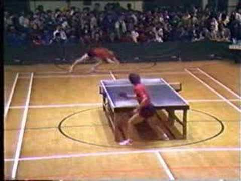 AMAZING TABLE TENNIS BATTLE