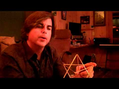 Interview w Peter Sterling: The Merkabah, Vibrational Frequency, Sacred Geometry Patterns, By Q
