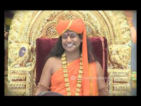 Swami Nithyananda: Feeling Connection - The Ultimate Technique - Part 1