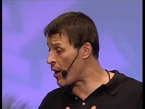 Tony Robbins: How Tony Robbins Found His Passion Breakthrough