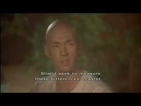 The Tao Of Kung Fu: Accept The Ways Of Others