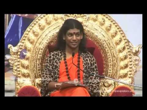 Swami Nithyananda: Faith, Effort, Time - The Unfailing Formula - Part 3