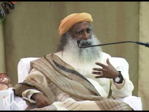 Sadhguru: Suffering Is Self Created