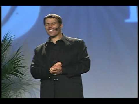 Tony Robbins: Motivational Speech Better Than Obama Inauguration Speech